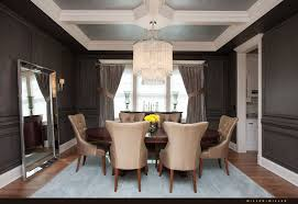 Chair Rail Ideas For Dining Room Eclectic Dining Room With Chair Rail U0026 Wainscoting Zillow Digs