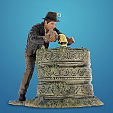 retrieving idol hallmark indiana jones ornament 2009 tv