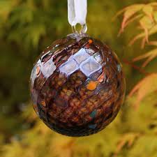 chihuly garden and glass exclusive blown ornaments