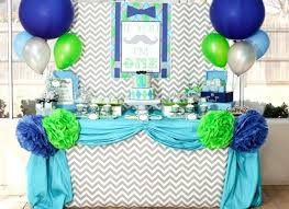 baby boy 1st birthday themes birthday party ideas for boys blue and chevron mustache