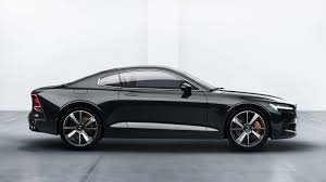 volvo sports cars volvo cars u0027 polestar 1 is a discreet 600 hp hybrid supercoupe