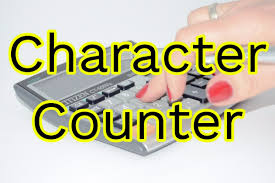 Count Characters In Access Character Counter Wordcounter