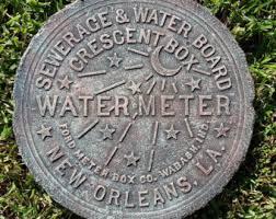 new orleans water meter new orleans water meter necklace new orleans necklace nola