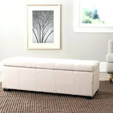 sparkle upholstered storage bedroom bench bedroom benches with