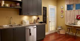 breathtaking behr kitchen cabinet paint colors using dark brown