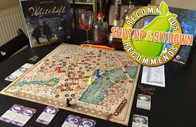 review whitehall mystery shut up u0026 sit down