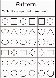free printable worksheets for 4 year olds worksheets
