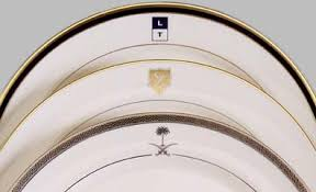 personalized china plates custom and monogrammed china and tableware by pickard china