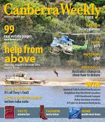 03 march 2016 by canberra weekly magazine issuu