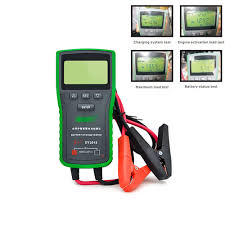 car battery load tester 12v digital vehicle analyzer ancel dy2015a