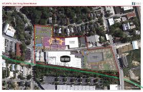 Siue Parking Map Krog Street U0027s Makeover Transforming Inman Park The Signal