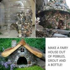 Fairy Garden Craft Ideas - whimsical diy fairy house planter diy fairy house fairy houses