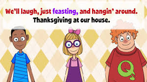 quavermusic s thanksgiving at our house