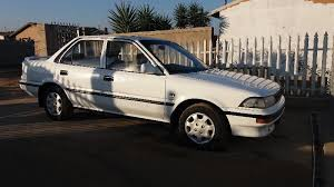 toyota corolla sedan 1993 1993 toyota corolla sedan gumtree classifieds south
