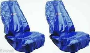 couvre siege cuir 2 housse en cuir synthétique pour siège de lavable förch couvre
