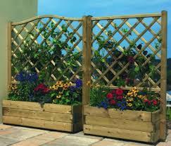 brise vue amovible brise vue amovible pour terrasse 9 nivrem treillis jardin