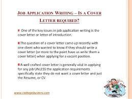 sample of resume letter for job application job application