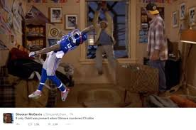 Ny Giant Memes - ny giants receiver s 1 handed catch becomes hilarious memes