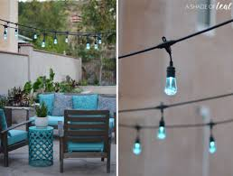 Outdoor Cafe Lighting by How To Easily Add Patio Lighting Anywhere