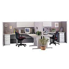 Basyx Office Furniture by Basyx By Hon Verse Panel 60 H X 49 W Gray By Office Depot U0026 Officemax