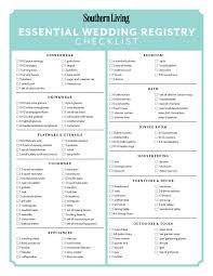 wedding registry list the 25 best ideas about wedding registry list on
