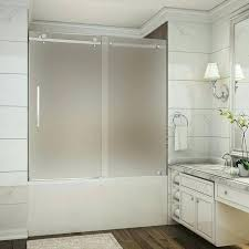 Shower Door Removal From Bathtub Removing Shower Door Remove White Fog On Shower Doors Removing