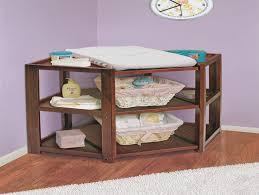 Badger Basket Changing Table White Badger Basket Corner Changing Table White Buy