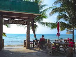 beer u0027s house review lamai beach koh samui wade and sarah