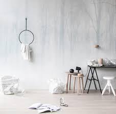 Schlafzimmer Tapete Design Wandbild Vinterskog Von Sandberg 2167 2 Skandinavisches