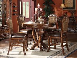 acme furniture dresden formal dining room collection by dining