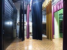 Two Different Colored Curtains Theater Drapes And Stage Curtains Wikipedia