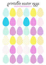 free easter egg printables u2013 happy easter 2017