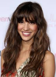 blunt fringe hairstyles 21 amazing hairstyles with bangs pretty designs