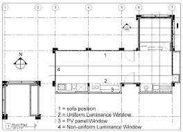window in plan daylighting studies for a solar decathlon house sustainability