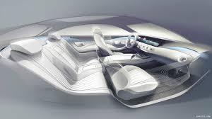 mercedes benz s class coupe concept 2013 interior design