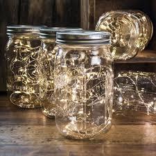 25 Unique Glass Paint Ideas by Amazon Com Mason Jar Fairy Lights Wide Mouth Quart Jars Warm