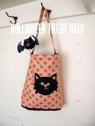 handmade halloween treat bags pickup some creativity trick or treat bags mini tutorial