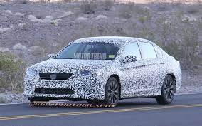 honda accord reviews specs u0026 spied 2013 honda accord coupe and accord sedan with less cladding