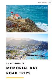 the 6 best memorial day getaways that require zero time