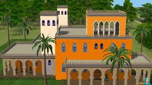 Moroccan Houses by Moroccan Dreams Snw Simsnetwork Com