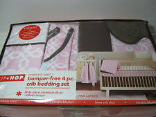 Skip Hop Crib Bedding Skip Hop Crib Bedding 4 Pc Set With Complete Sheet Pink Elephant