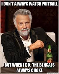 Bengals Memes - choke