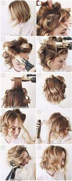 best hair to use for a bob best 25 how to curl hair ideas on