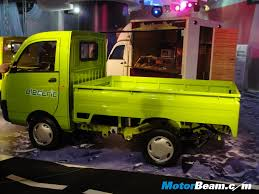 electric mini truck mahindra launches maxximo mini truck