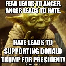 Funny Yoda Memes - funny star wars memes with a political twist