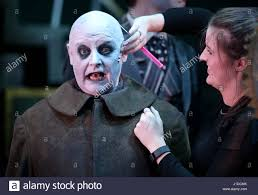 Addams Family Uncle Fester Halloween Costumes by Les Dennis As Uncle Fester Ahead Of A Dress Rehearsal Of The