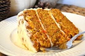 carrot cake recipe best ever best cake 2017