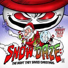 the they saved christmas snow daze the they saved christmas volume comic vine