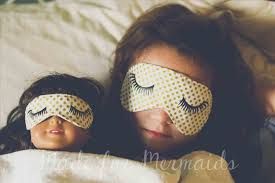 goggles or glasses easy eye mask template for children ways to
