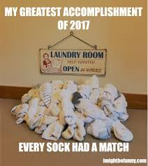 Sock Meme - the great suburban sock match up 皓 i might be funny